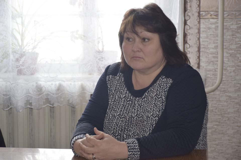 Директорка Степанівської школи Світлана Муравйова