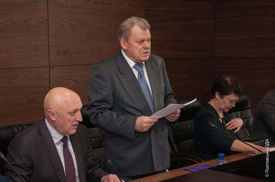 Генеральний директор ТЗДВ «Полтаватрансбуд» Олексій Ландар