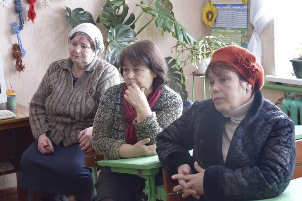 Колектив Кашубівської школи