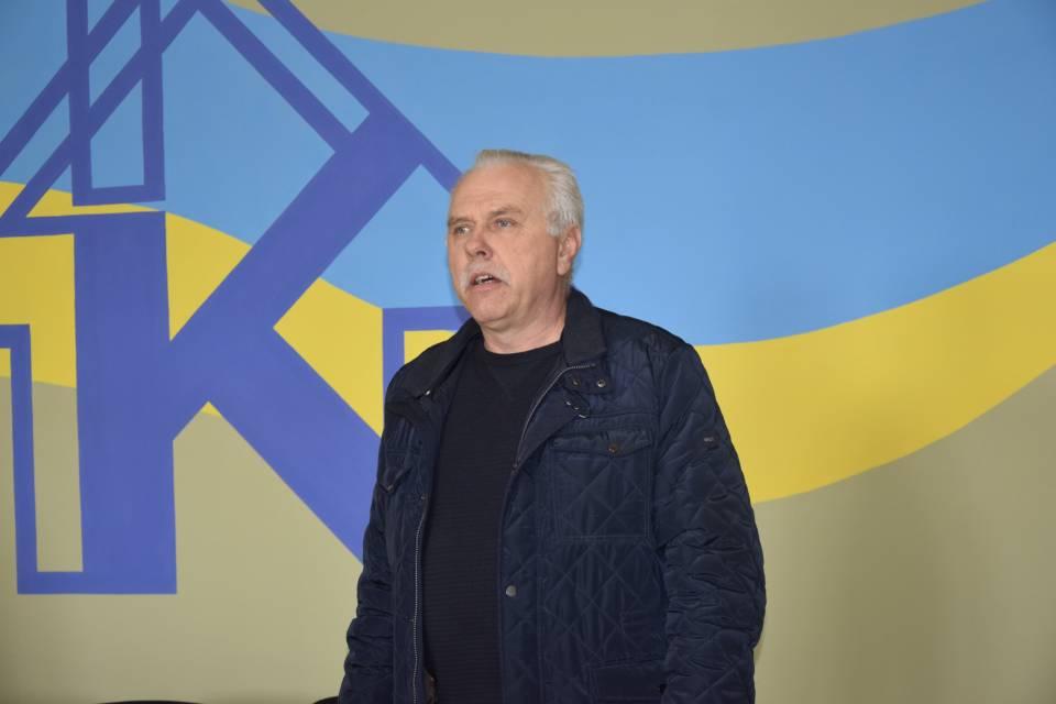 Директор «КВП» Сергій Іващенко