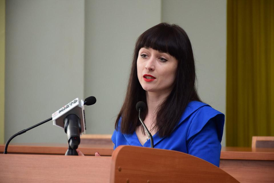 Олена Морозова