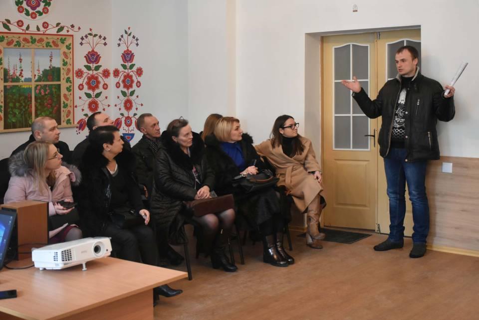 Депутат Мачухівської сільради Олег Хардін розповідає про плани на розвиток економіки та освітньої сфери