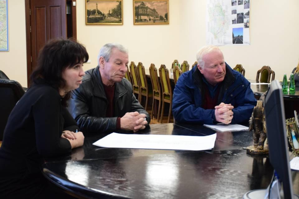На прийомі громадян у Полтавській ОДА
