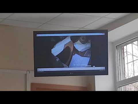 Перегляд відеодоказів у суді: передача грошей Сергію Гавазі