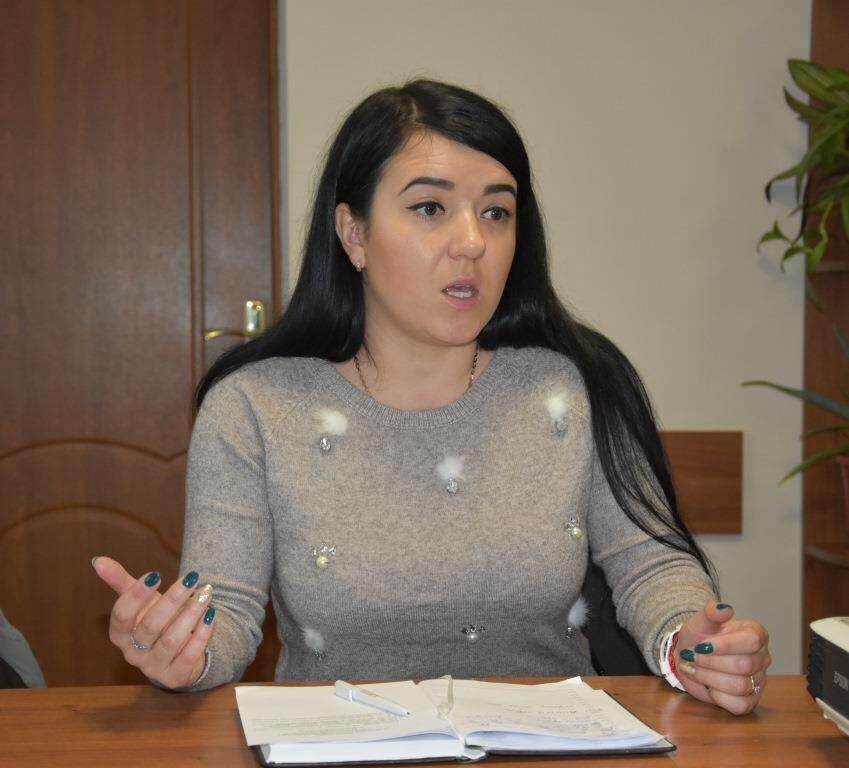 Аліна Мірошніченко