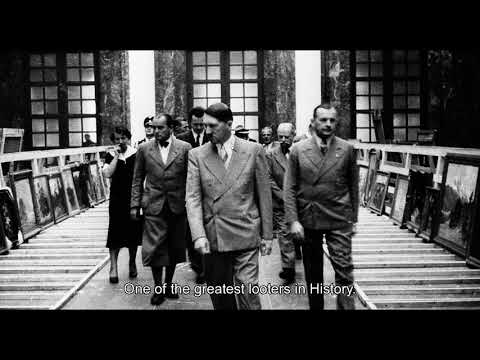 Discover Arts: Hitler vs Picasso and the Others Official Trailer (In Cinemas From March 26 2018)
