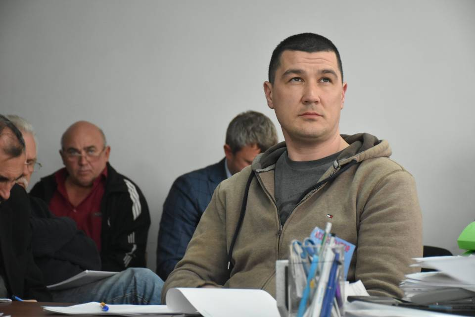 Депутат Щербанівської ОТГ Максим Брехнич