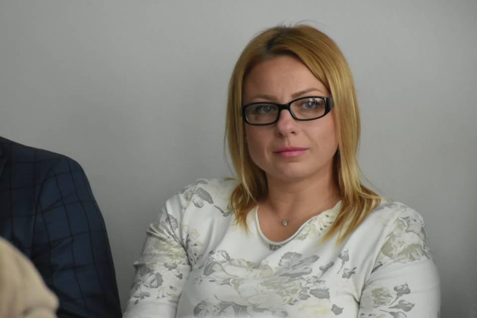 Депутат Щербанівської сільради Оксана Гурцева