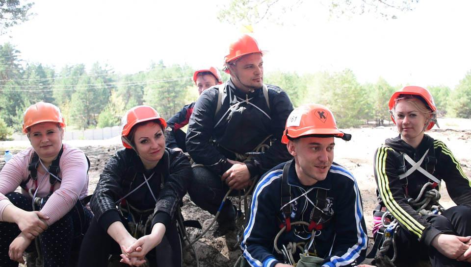 Команда «Три плюс три» із Кобеляцького району