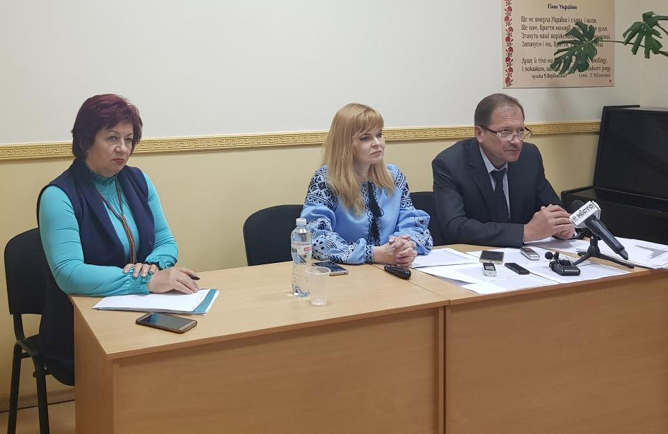 Ніна Дурдикулиєва, Світлана Писаренко та Ігор Куделич