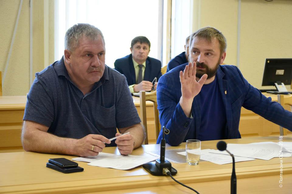 Іван Сидоренко та Анатолій Ханко