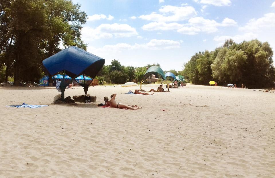 3-й міський пляж Полтави