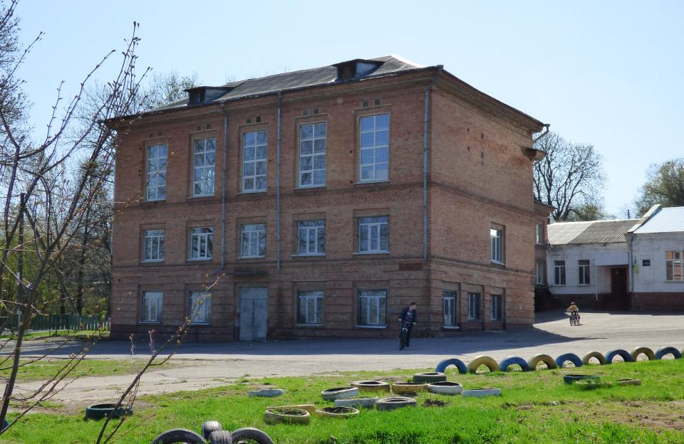 Школа № 12 на вул. Підмонастирській (Нариманівській)