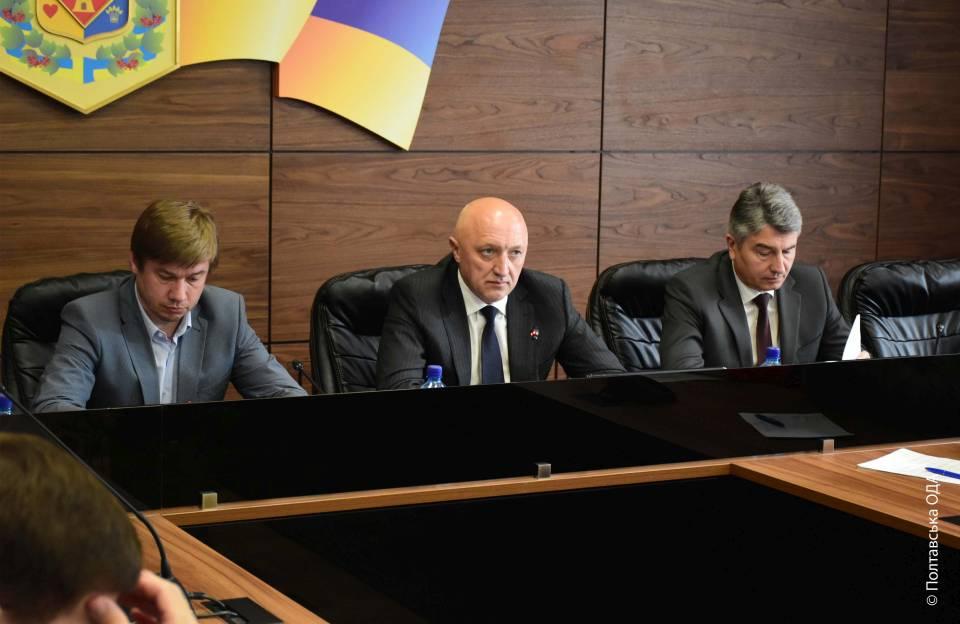 Олександр Біленький, Валерій Головко, Олег Пругло