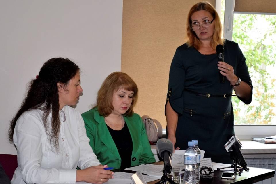 Світлана Кривенко наголосила, що основний принцип інклюзії — це рівні можливості для кожного