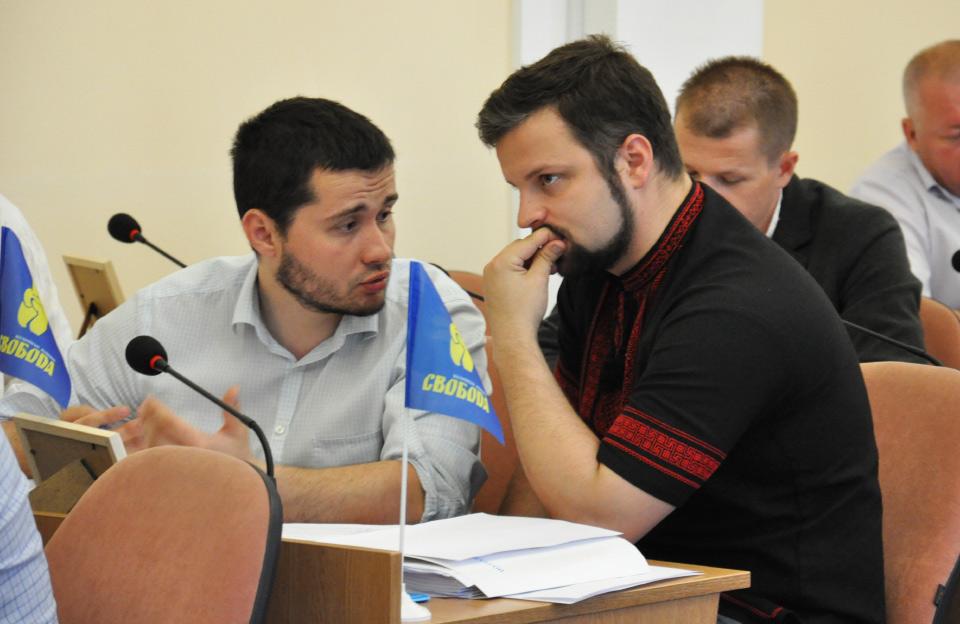 Вадим Ямщиков та Юліан Матвійчук