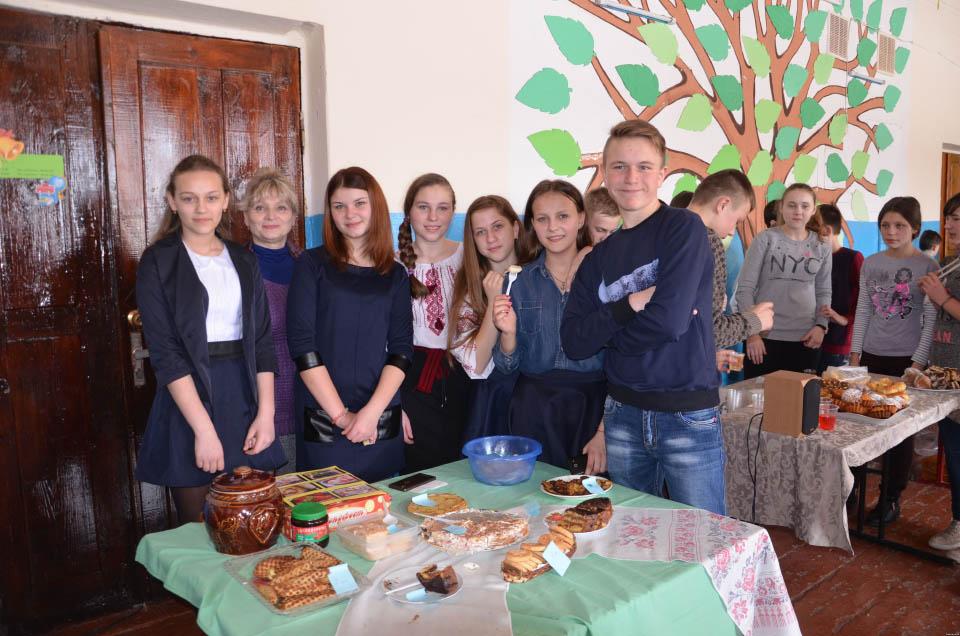 Учні Ланнівської школи