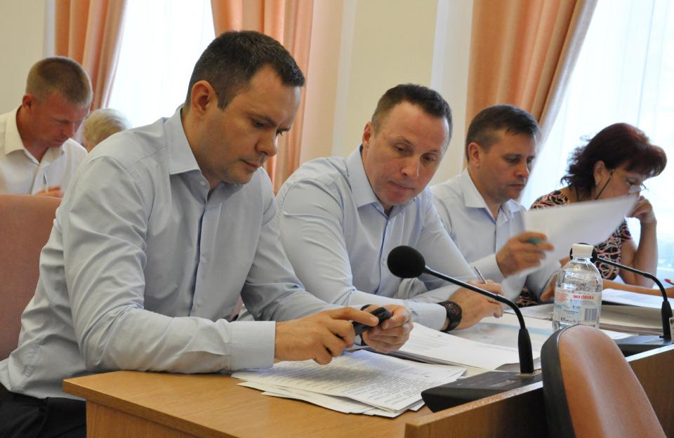 Михаил Шевченко и Андрей Матковский