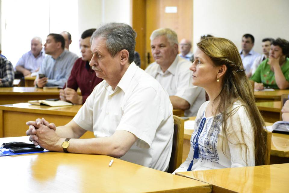 На зустрічі у Полтавській ОДА
