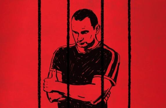 Кольченко оголосив голодування і вимагає звільнити Сенцова