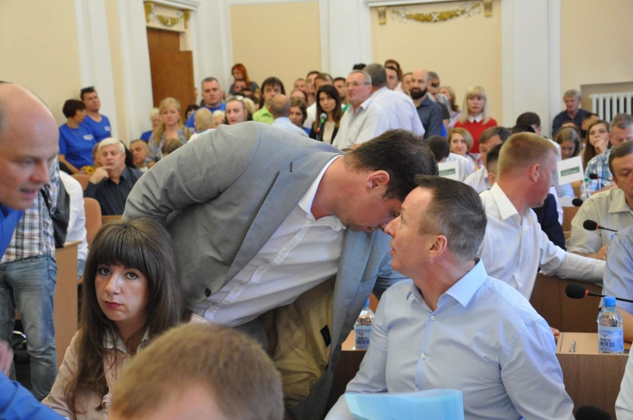 Олександр Шамота та Андрій Матковський