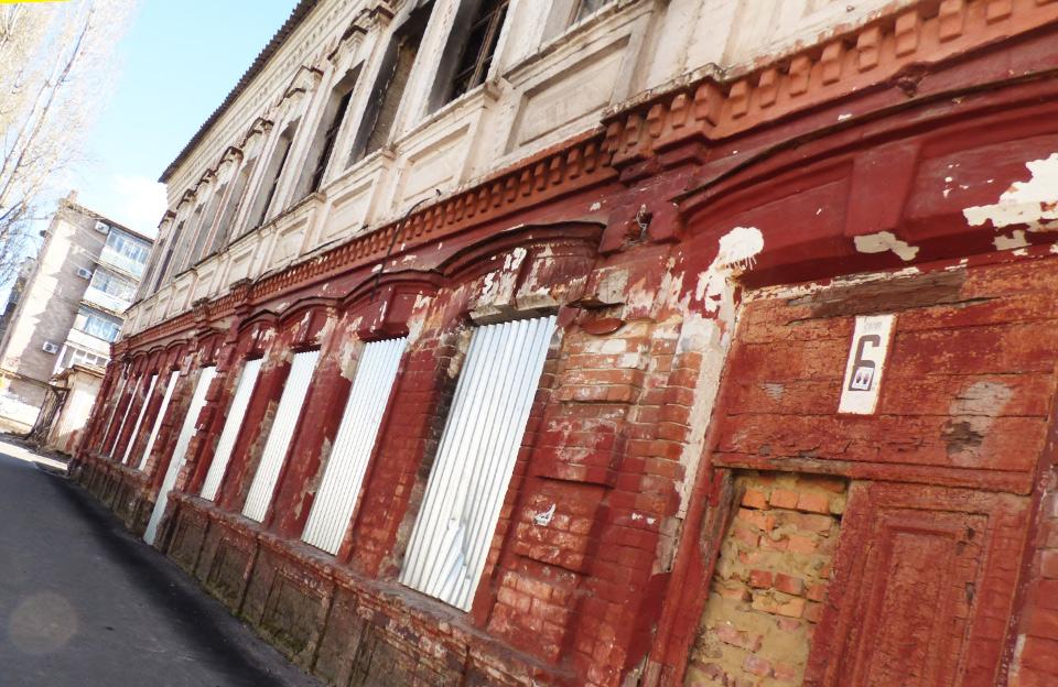 Історична будівля на Павленківській площі, 6