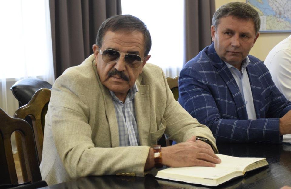 Володимир Соколовський, Директор з земельних відносин «Укргазвидобування»