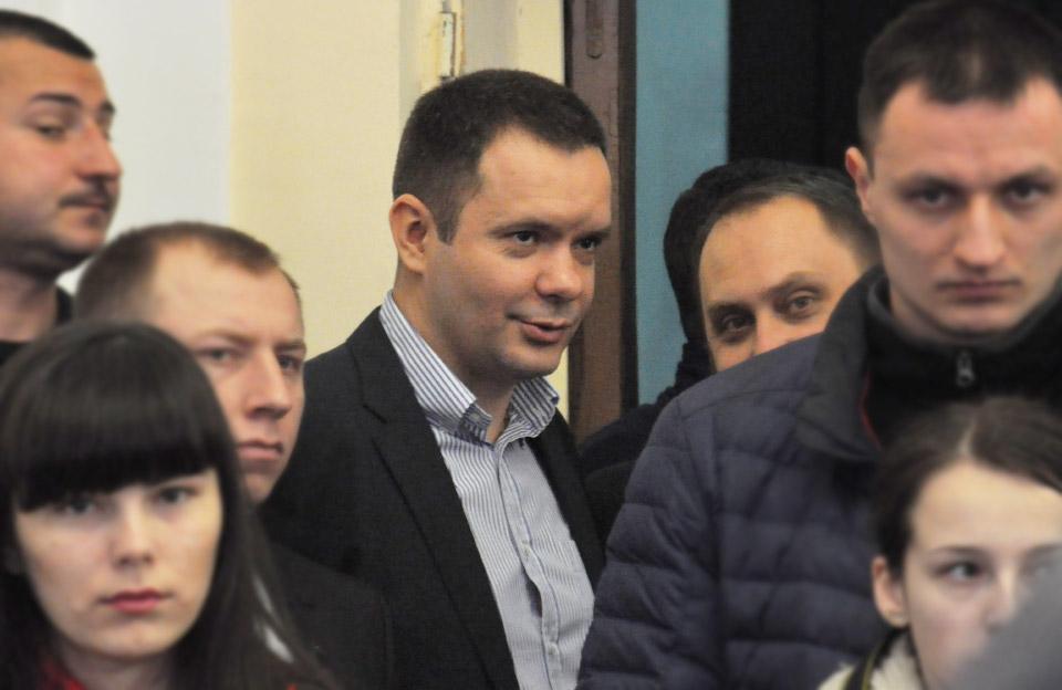 Михайло Шевченко у Полтавській міськраді