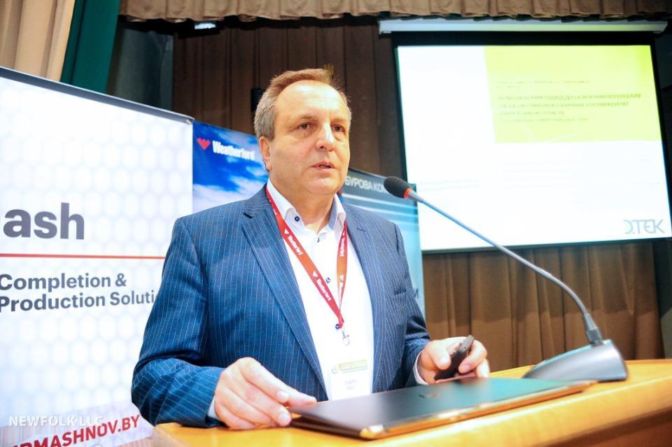 Директор з розвідки і перспективного розвитку «ДТЕК Нафтогаз» Іван Гафич