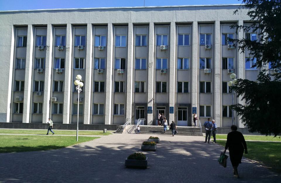 Шевченківська районна у міста Полтава рада