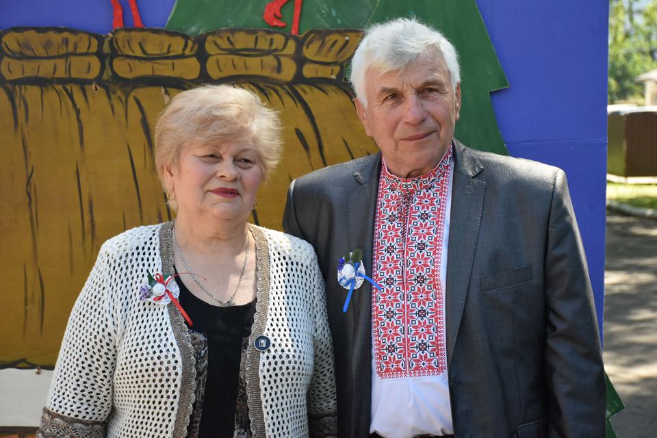 Подружжя Ніни й Віктора Климків із Щербанів разом уже 55 років