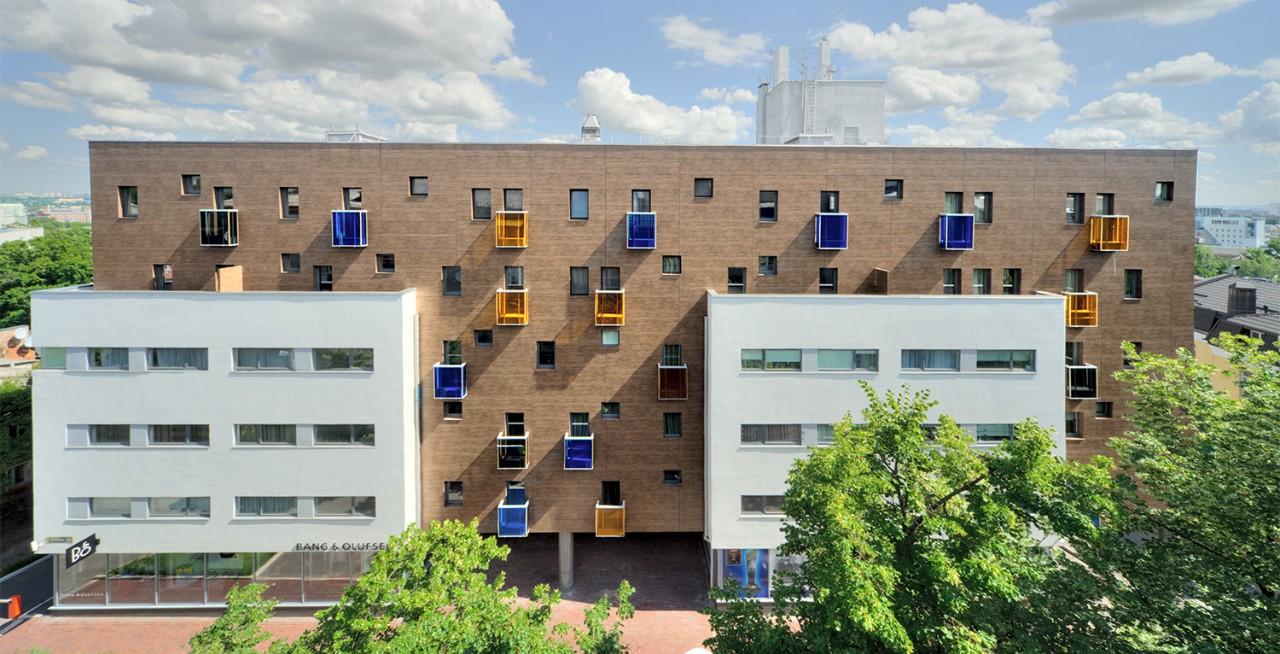Житловий комплекс «Карат» у Харкові