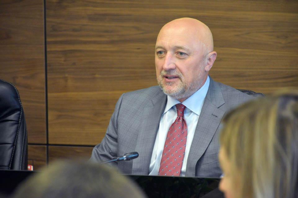 Голова Полтавської ОДА Валерій Головко