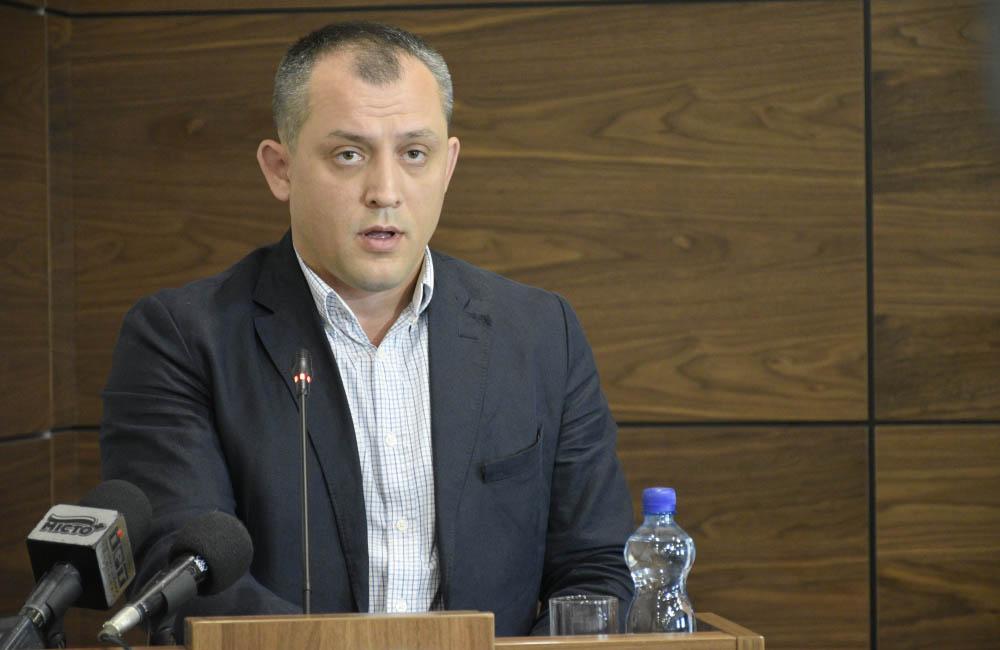 В. о. директора ДП «Агентство місцевих доріг Полтавської області» Олексій Басан