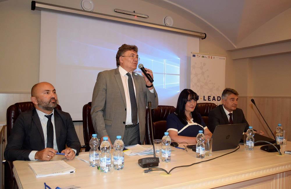 У Полтаві проходить II загальноукраїнський семінар-нарада з питань розвитку ПТО