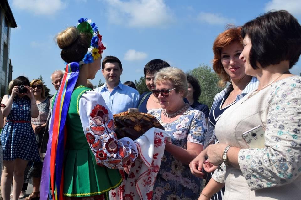 Катерина Мірошниченко – почесний гість на Полтавщині