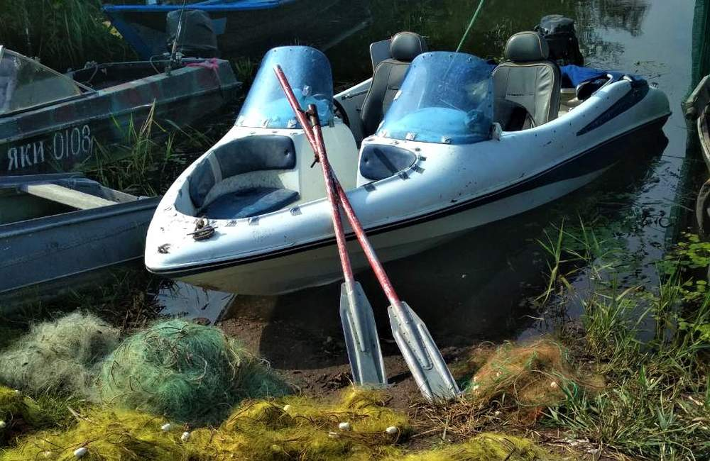 Факт риболовлі 15 червня на території РПЛ «Нижньоворсклянський»