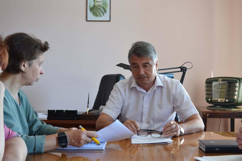 Ірина Особік та Олег Пругло