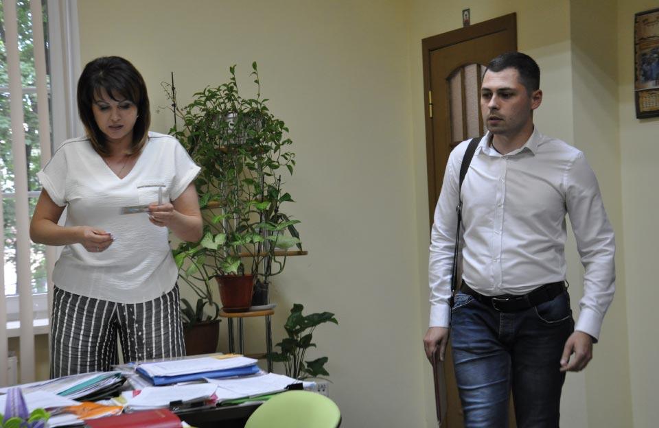 Лесі Марталішвілі та Едуард Волков