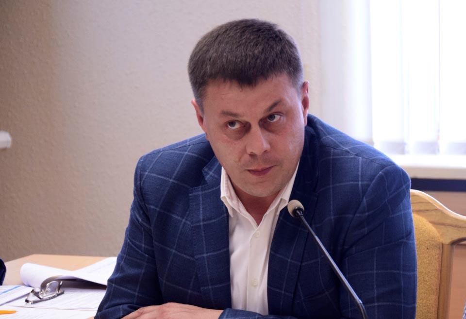 Депутат Полтавської облради Юрій Тимоха