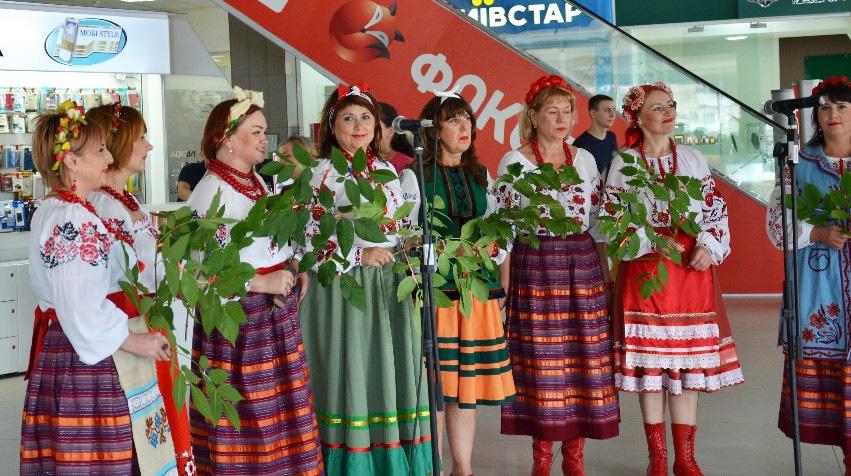 Ансамбль народної пісні «Коза-Дереза» (керівник Наталія Іванова)