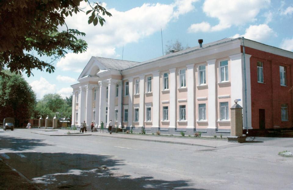 Лубенський міськрайонний суд Полтавської області
