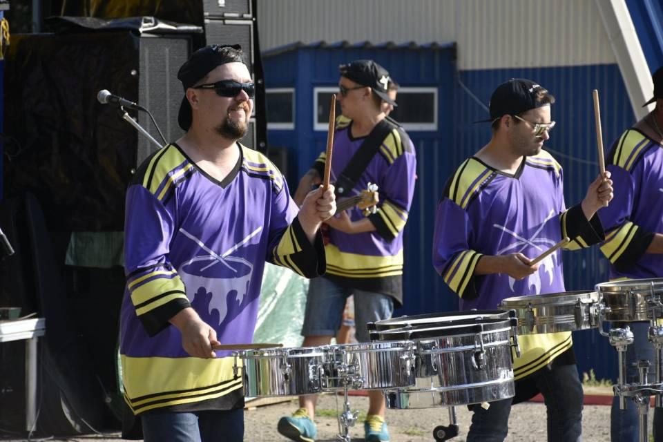 Гурт «Живі барабани»