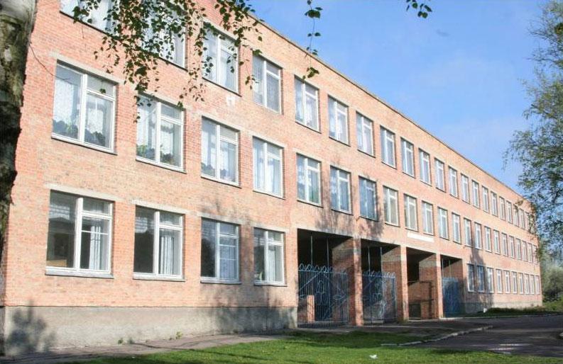 Опорна школа у Диканьці