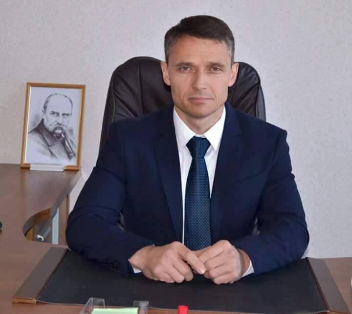 Голова Лохвицької РДА Володимир Рязанов