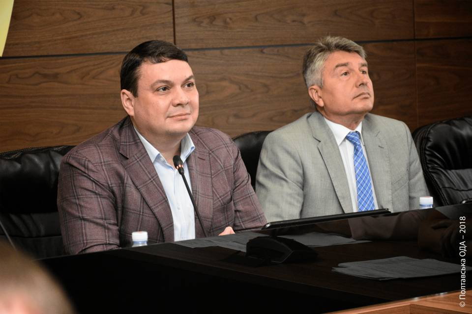 Андрій Пісоцький та Олег Пругло