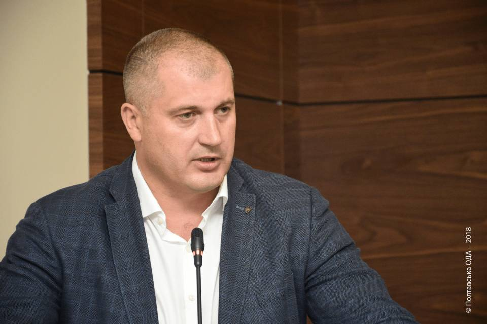 Денис Захарченко