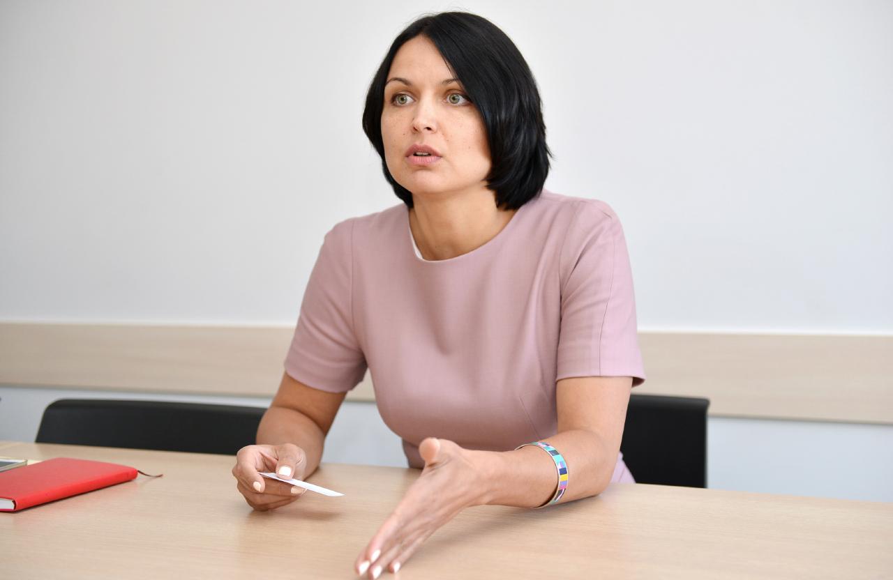 Керівник групи компаній Geo Alliance Людмила Кучменко