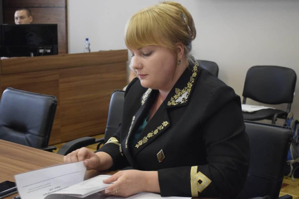 Очільниця Управління Державного агентства рибного господарства у Полтавській області