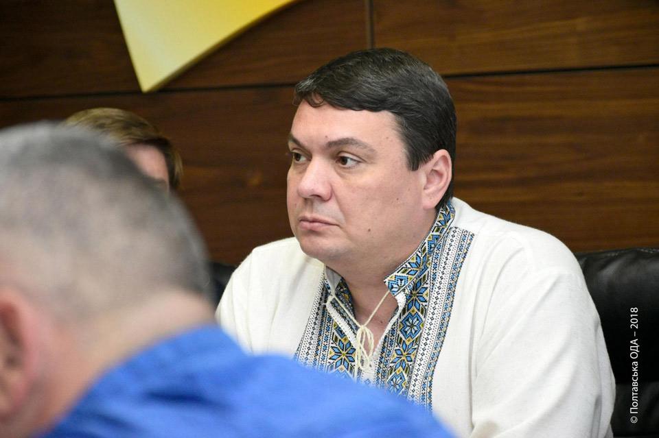 Перший заступник голови ПОДА Андрій Пісоцький